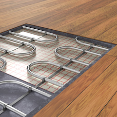 UK wiring ltd Underfloor Heating